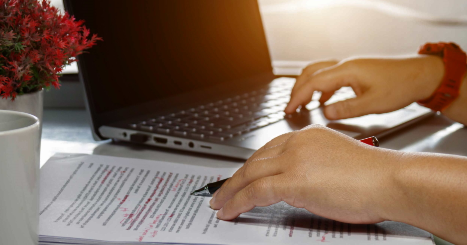 tips for effective proofreading